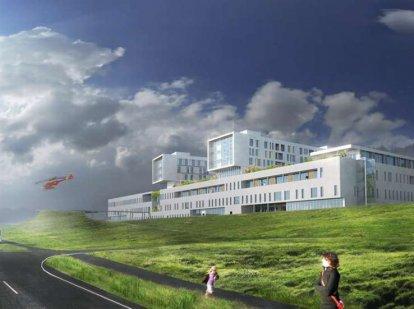Avtale nye Molde sykehus